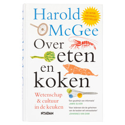 OVER FOOD AND COOKING - HAROLD MCGEE