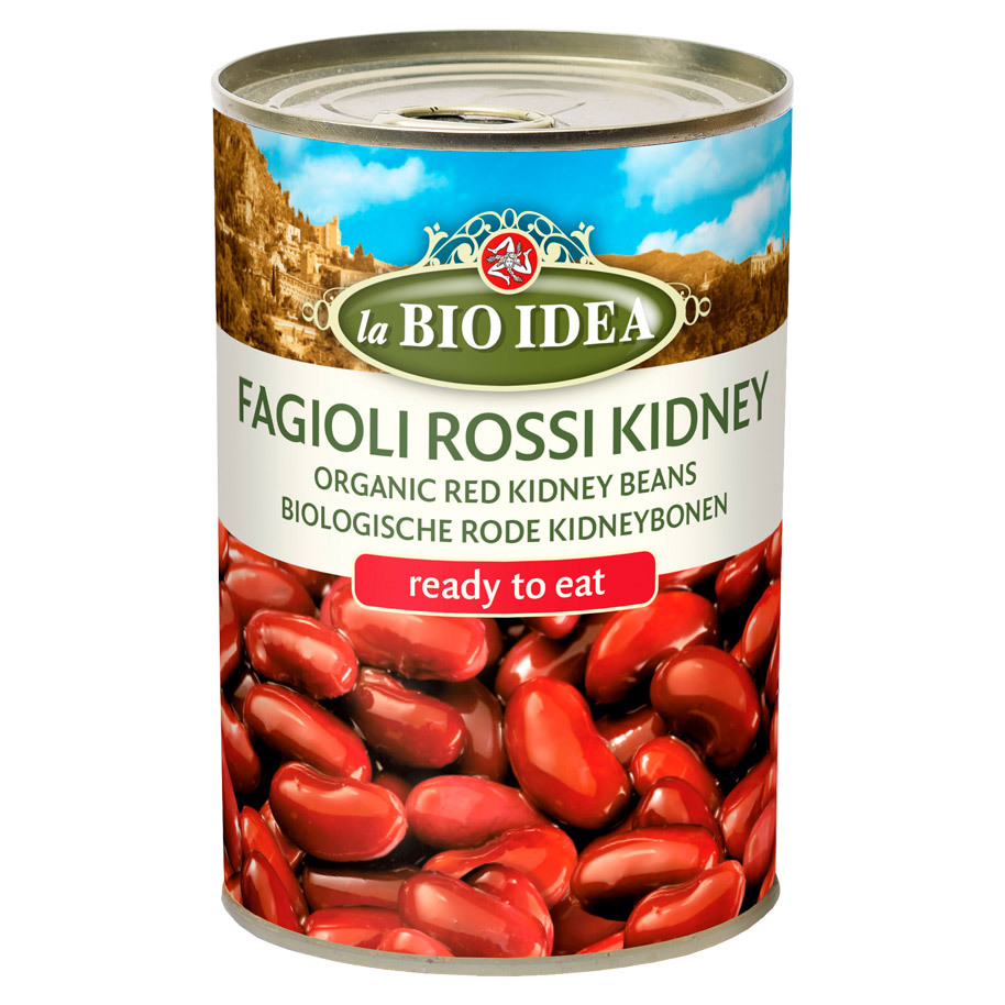 RED KIDNEY BEANS LA BIO IDEA BIOLOGICAL