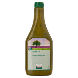SPICE OIL GREEN HERBS GARLIC PURE