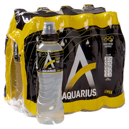 AQUARIUS CITRON 50 CL PET