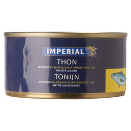 TUNA OIL 185GR IMPERIAL