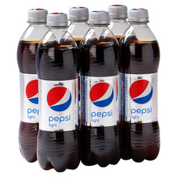 PEPSI LIGHT 50CL PET