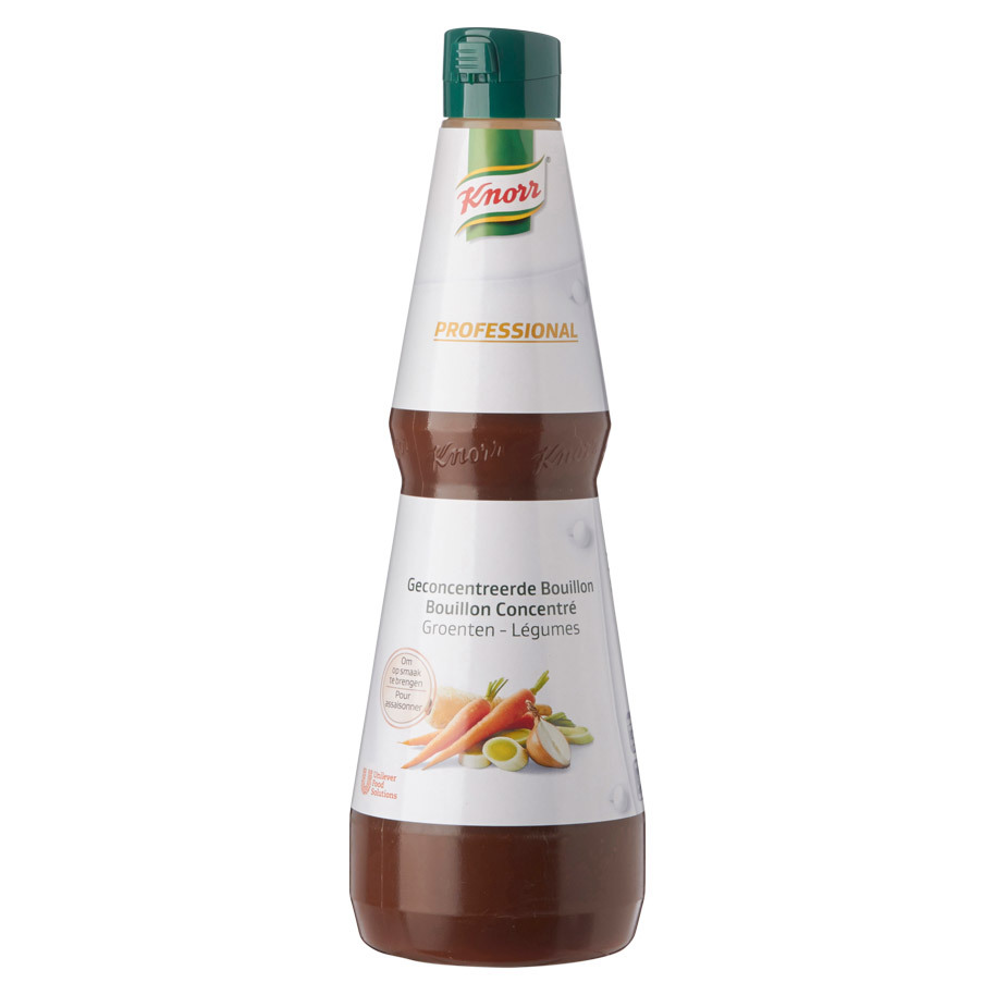 VEGETABLE BOUILLON CONCENTRATED 50L