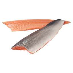 SALMON FILLET TRIM D OF 4/5