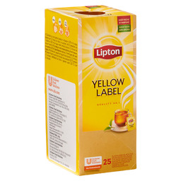 TEA YELLOW LABEL