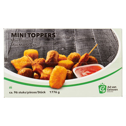 MINI TOPPERS