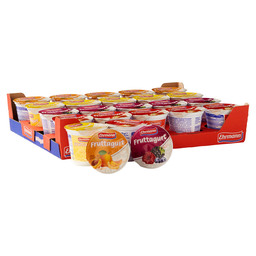 EHRMANN FRUITYOGHURT 125 GR.
