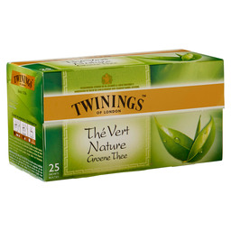 THEE PURE GREEN TWININGS
