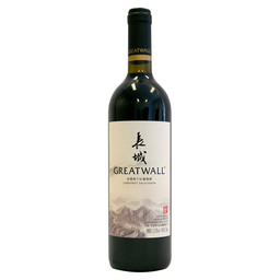 GREAT WALL DRY RED 2016