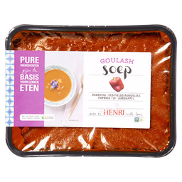 GOULASH SOUP CONCENTRATE