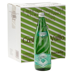 CASTELLO NAT.100CL ACQUA MINERALE GLAS