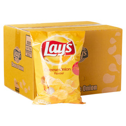 CHIPS CHEESE-ONION  175GR LAY'S