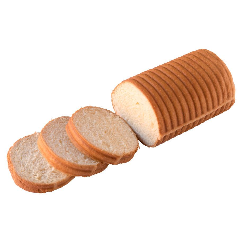 BRIOCHE BROOD ROND  320GRAM