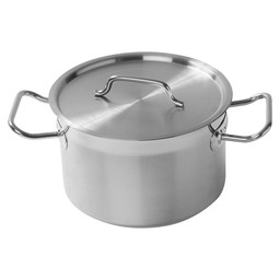SAUCE PAN WITH LID 200MM *SELECT CS*
