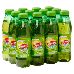 LIPTON CLEAR GREEN  0,5L PET