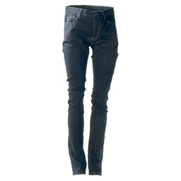 KOKSBROEK SKINNY DENIM ZWART 30