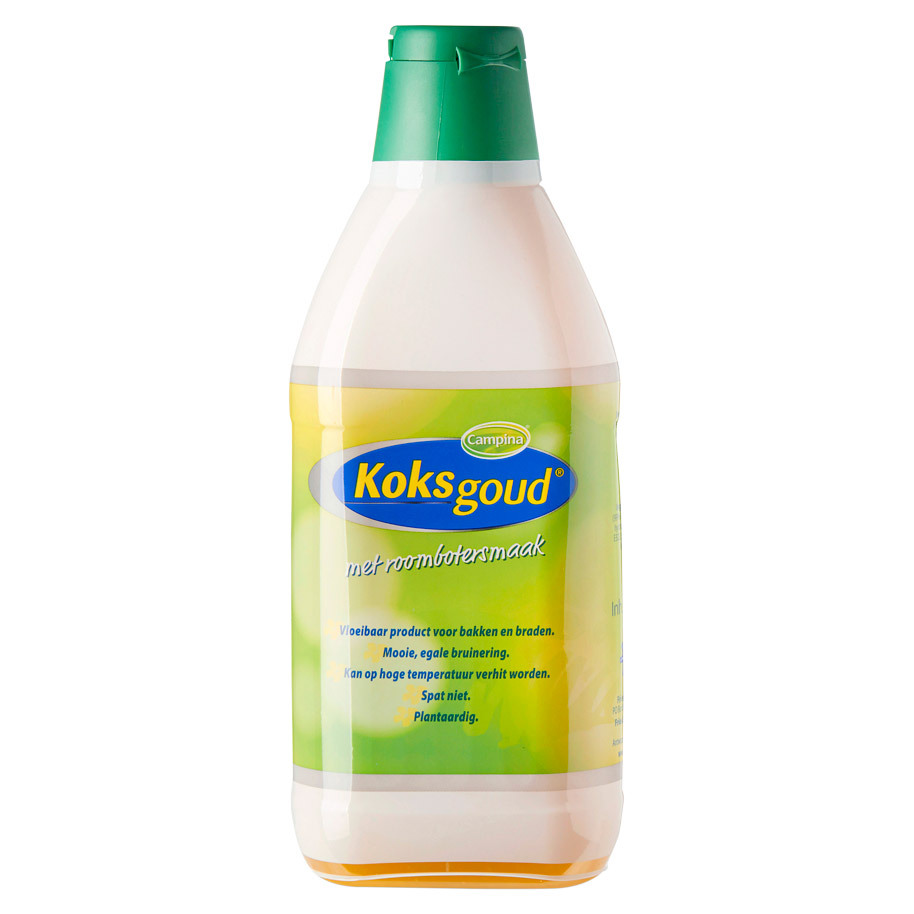 KOKSGOUD CAMPINA LIQUID BAKING PRODUCT