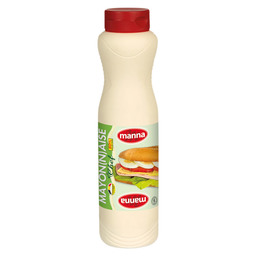 MAYONAISE CHEF TUBE