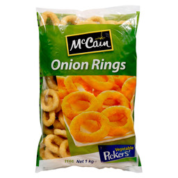 ONION RINGS PREFORMED