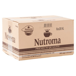 COFFEE CREAM CREAMY CUPS 9GR NUTROMA