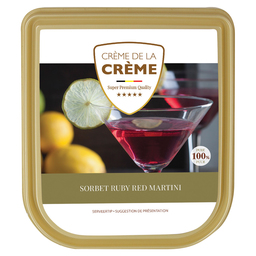 SORBET RUBY RED MARTINI