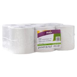 POETSROL MIDI 300M  1-LAAGS *SELECT*