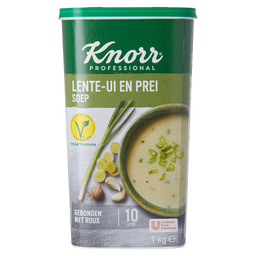 SPRING ONION AND LEEK SOUP 10L