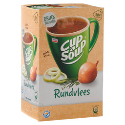 BOUILLON RUNDVLEES 175ML CUP-A-SOUP