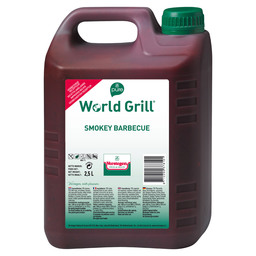 MARINADE SMOKEY BBQ WORLD GRILL PURE