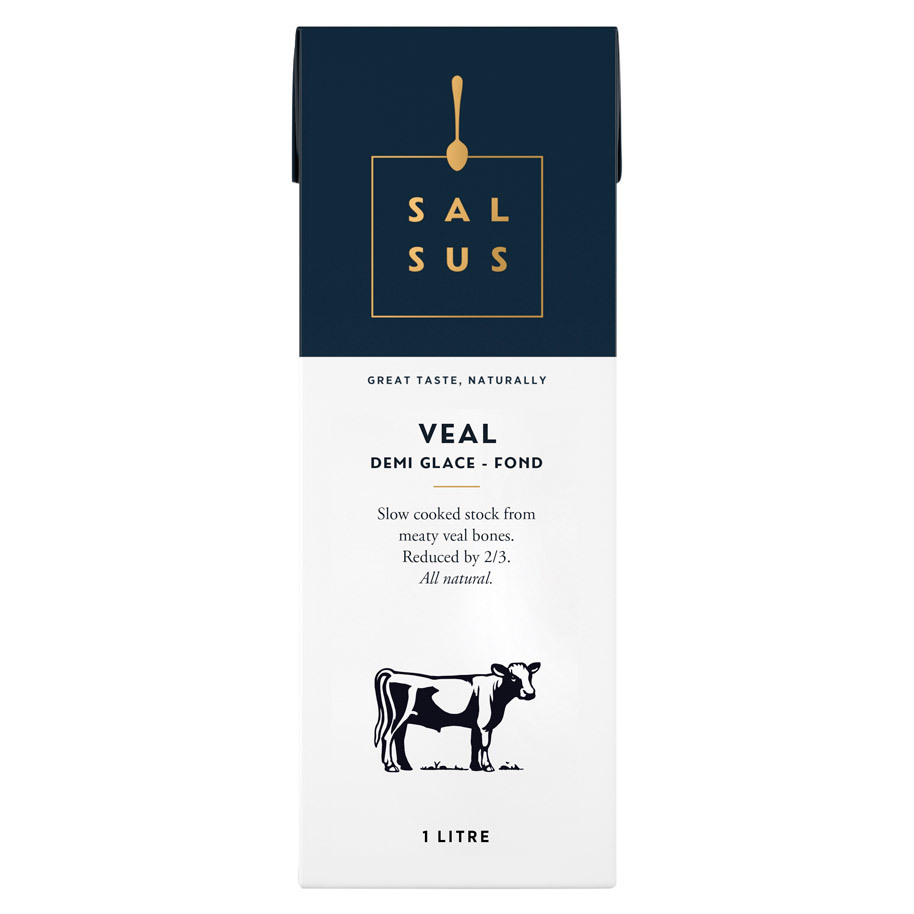 VEAL DEMI-GLACE