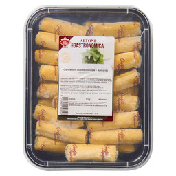 CANNELONI RICOTTA SPINAZIE 70GR