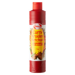 CURRY KRUIDEN KETCHUP ORIGINAL
