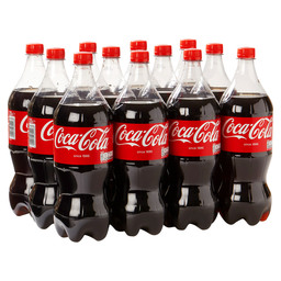 COCA COLA REGULAR 1,25L PET