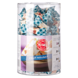 NOUGAT NAPOLITAINS 8GR FRUIT