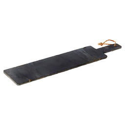 STICK SLATE TRAY RECTANGLE 55X12XH1CM