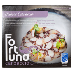 CARPACCIO OCTOPUS 50 GRAM