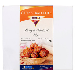 PARTY BALL INDIAN 20GR