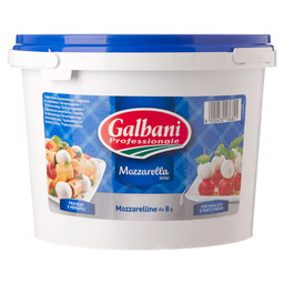 MOZZARELLA MINI 8GR GALBANI