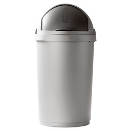 WASTE BIN BULLET  BIN 50L ROLL TOP
