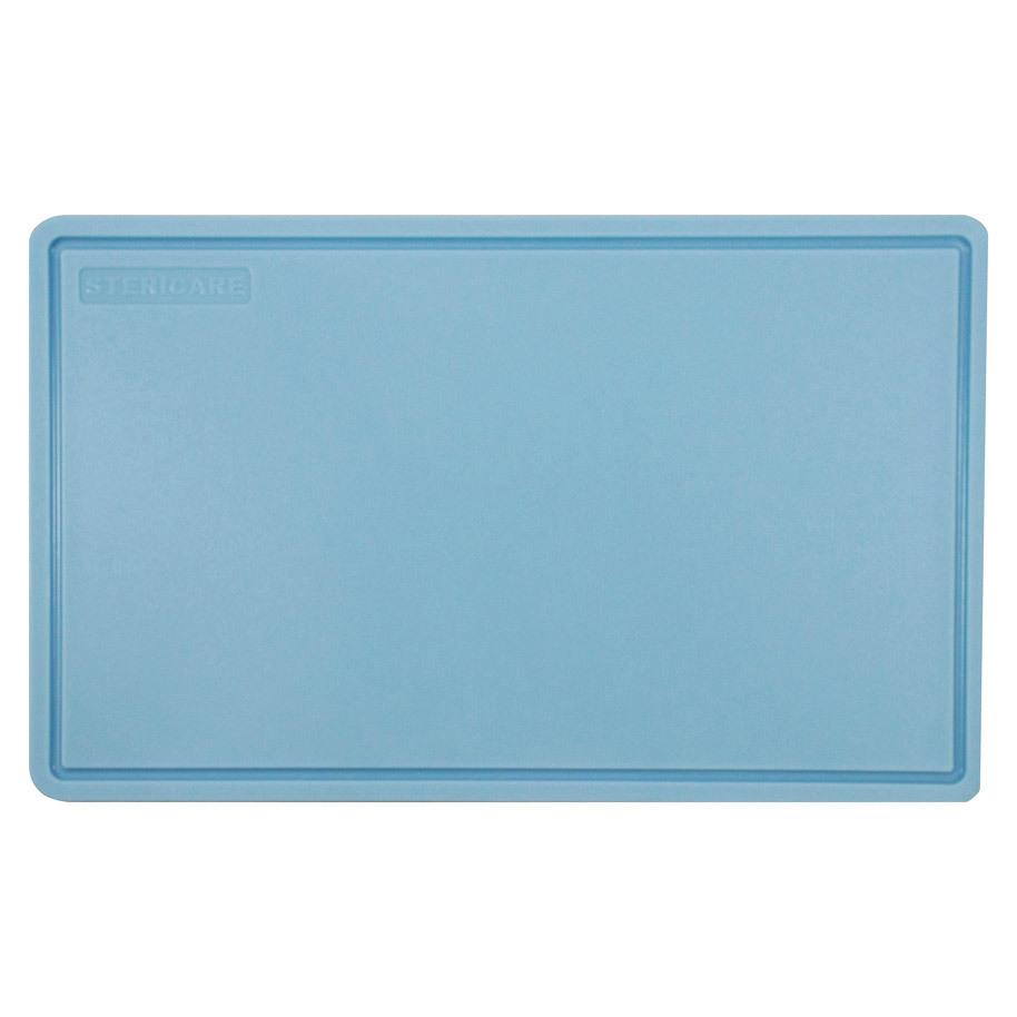 CUTTING BOARD BLUE STERICARE 1/1GN
