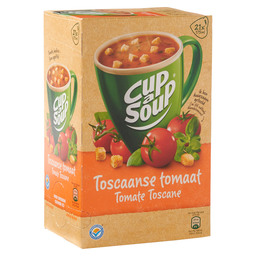 TOMATENSOEP TOSCAANS  CUP A SOUP CATERIN