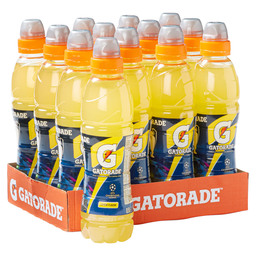 GATORADE ZITR.  50CL