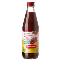 POMEGRANATE JUICE 100 PURE BIOLOGICAL
