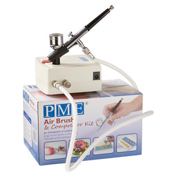 PME AIR BRUSH COMPRESSOR KIT