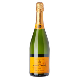 VEUVE CLICQUOT  LABEL + GIFT PACK
