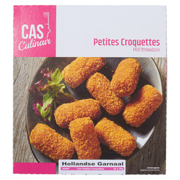 KROKET MINI HOLLANDSE GARNALEN 30GR