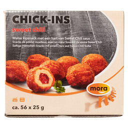 CHICK-INS SWEET CHILI 25GR