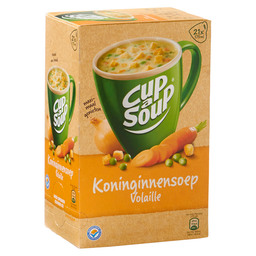 QUEEN'S SOUP CUP A SOUP CATERING