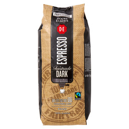 ESPRESSO BONEN DARK ROAST FAIRTRADE