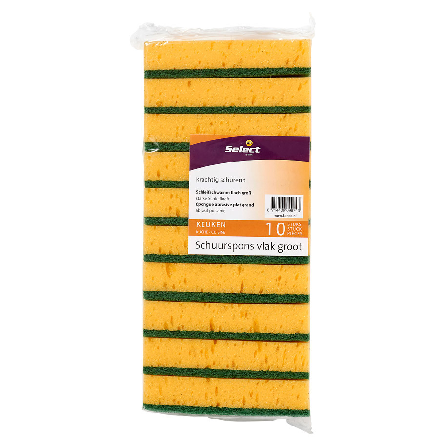Scourer large intensive scratching